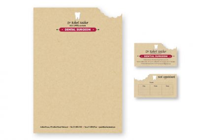 Dentist-Letterhead-and-Appointment-Card